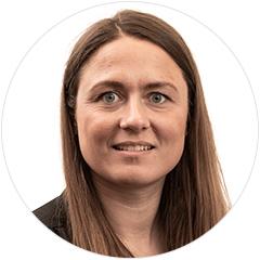 Karina Løndal Pedersen (På orlov)